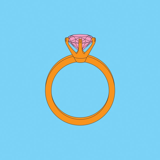 Michael Craig Martin Ring