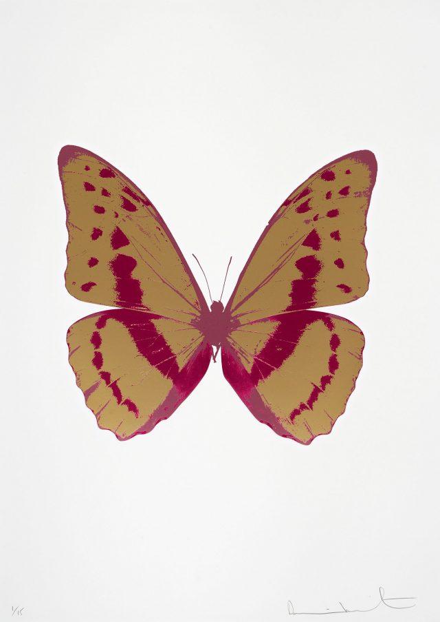 The Souls III - Hazy Gold/Fuchsia Pink/Loganberry Pink